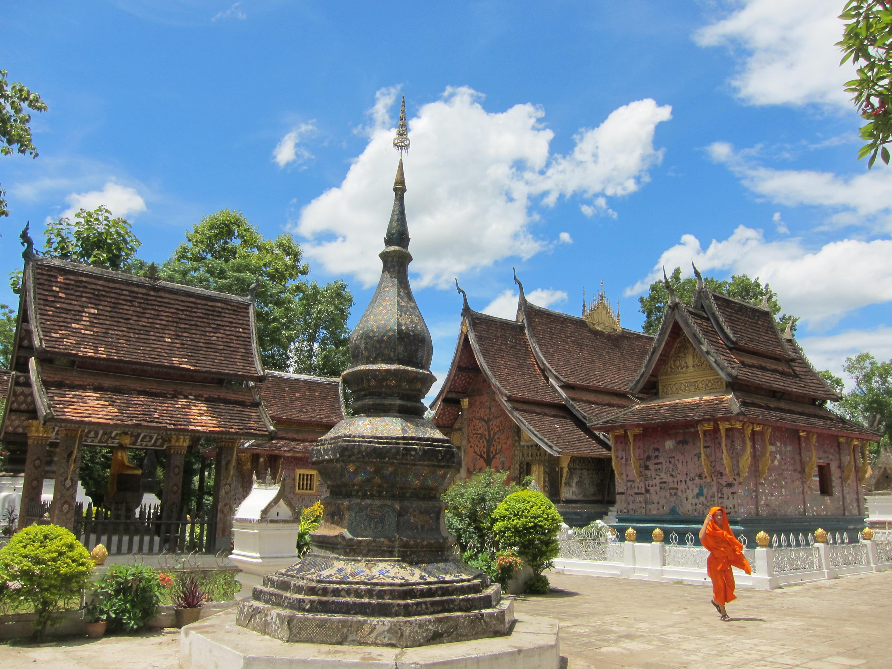The Glittering, Golden Temples of Luang Prabang, Laos |Wat Xieng Thong Luang Prabang